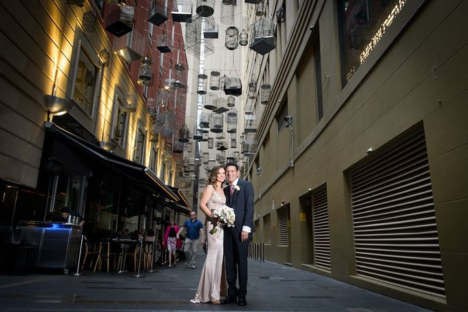 Modern Contemporary Wedding by SPARKLEBOX - 031