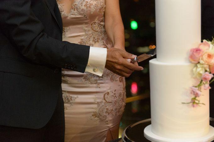 Modern Contemporary Wedding by SPARKLEBOX - 035
