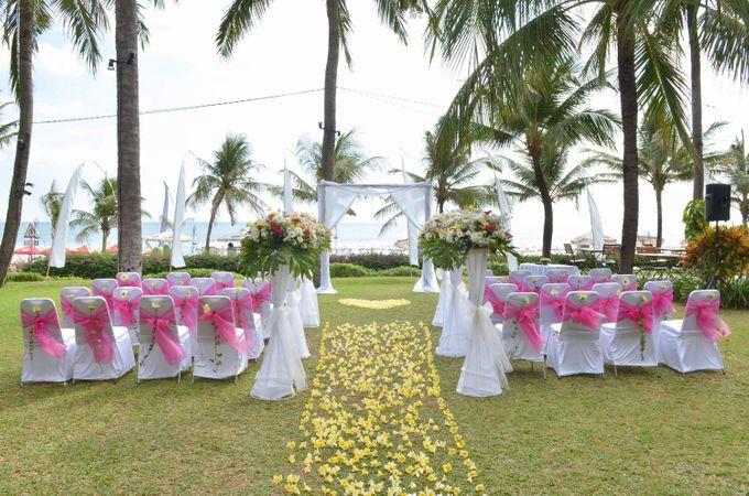 Wedding at Bali Mandira by Bali Mandira Beach Resort & Spa - 003