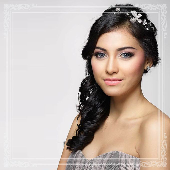 Wedding | Make Up - Various by Felicia Sarwono Makeup Art - 004