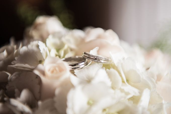 Actual Wedding Day - Peter & Jessica Solemnization by A Merry Moment - 007