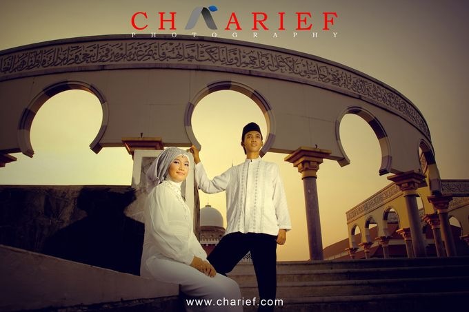 Foto Prewedding Muslim Arief Nur Di Semarang By Ch Arief
