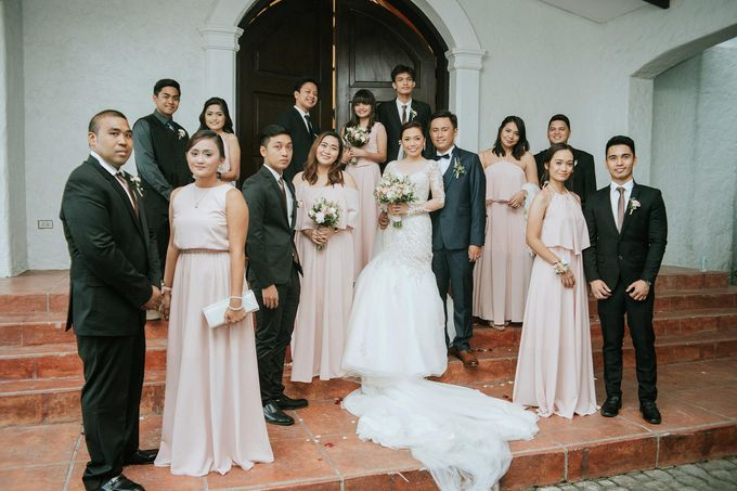 Dale & Sheila Tagaytay Highlands Wedding by James Morrison Photo - 042