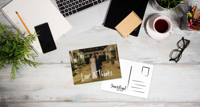 Thank You Postcards by Oy Photography - 001