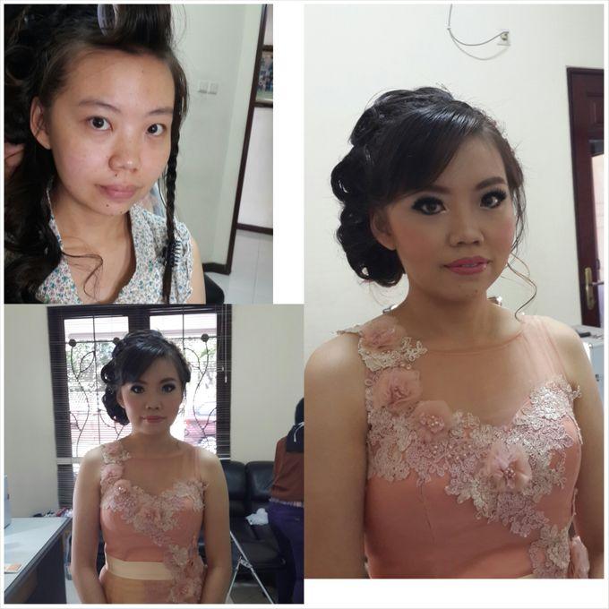 Engagement Makeup by Xinxin Make Up - 016