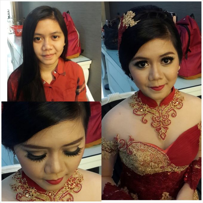 Engagement Makeup by Xinxin Make Up - 011