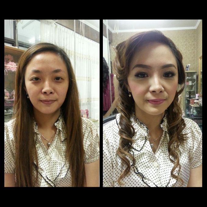 Family Portrait Make Up & Hair Do by Nikita Anggoro - 003