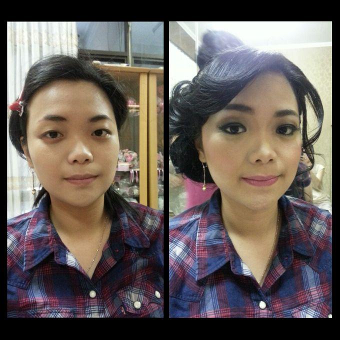 Family Portrait Make Up & Hair Do by Nikita Anggoro - 004