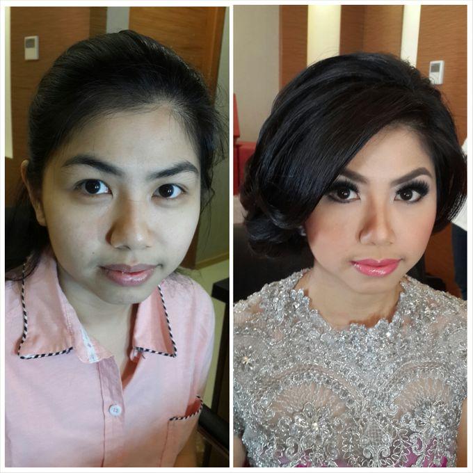 Engagement Makeup by Xinxin Make Up - 013