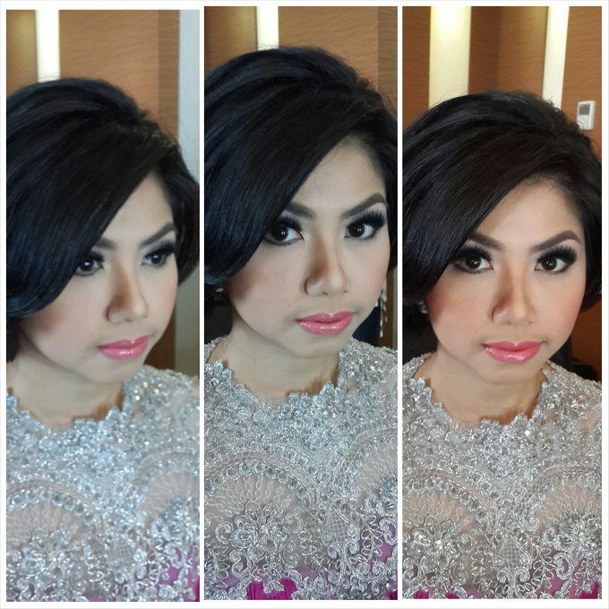 Engagement Makeup by Xinxin Make Up - 007