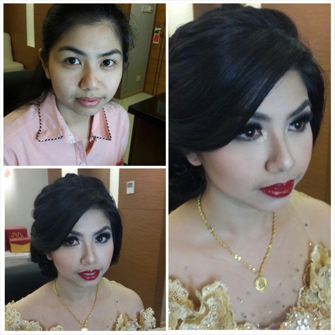 Engagement Makeup by Xinxin Make Up - 006