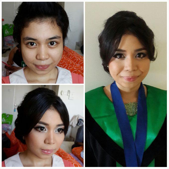 Makeup Graduation by Xinxin Make Up - 019