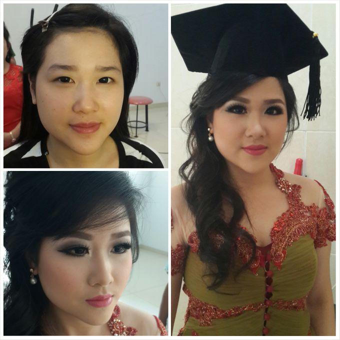 Makeup Graduation by Xinxin Make Up - 018