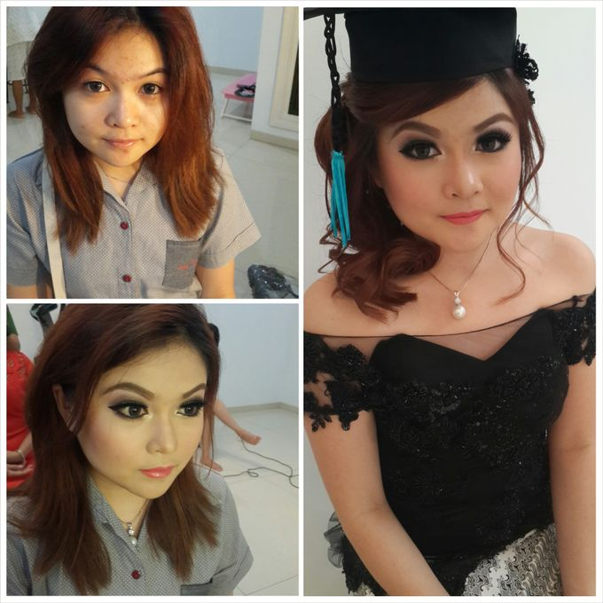 Makeup Graduation by Xinxin Make Up - 017