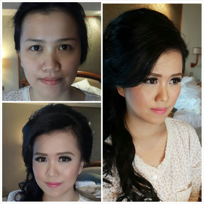 Engagement Makeup by Xinxin Make Up - 009
