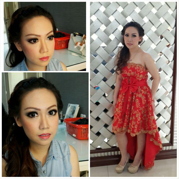 Engagement Makeup by Xinxin Make Up - 002