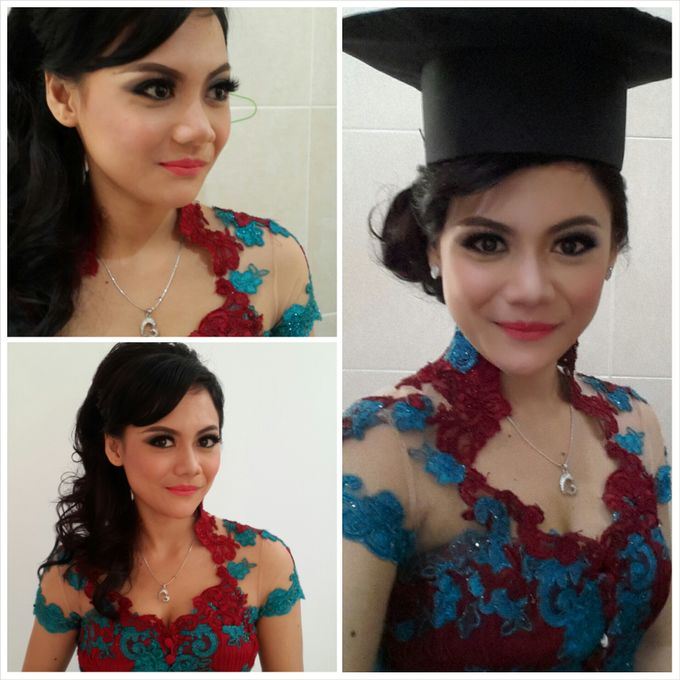 Makeup Graduation by Xinxin Make Up - 008