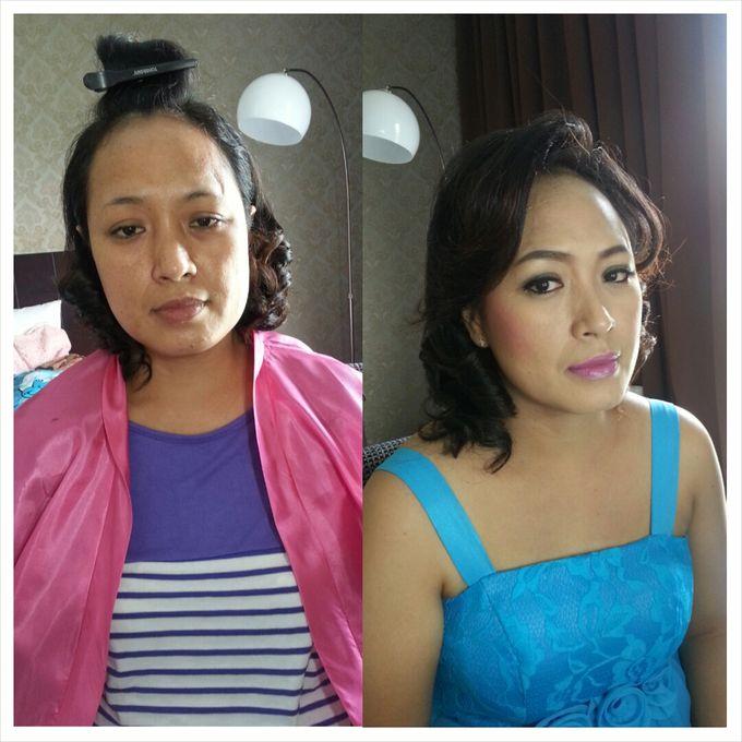 Party Make Up & Hair Do by Nikita Anggoro - 016