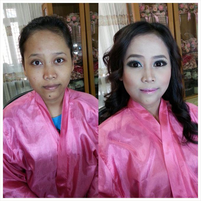 Party Make Up & Hair Do by Nikita Anggoro - 035