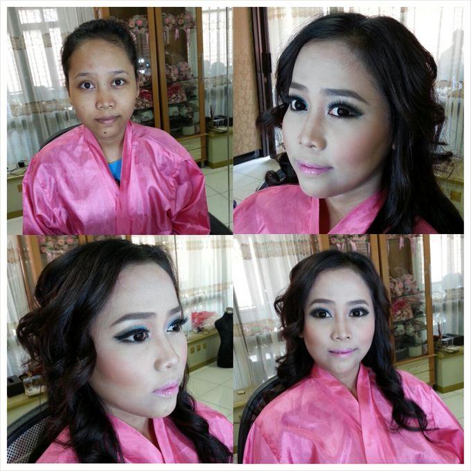 Party Make Up & Hair Do by Nikita Anggoro - 036