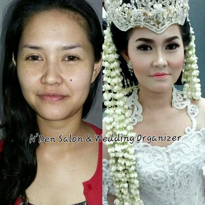 The Wedding of Ria & Irfan by N'Den Salon & Wedding Organizer - 001