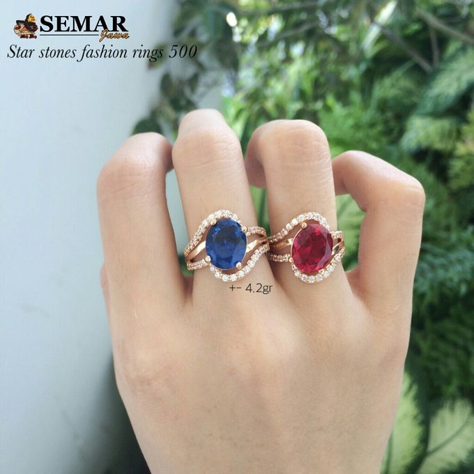 Star Stones Fashion Jewelry by Semar Jawa - 005