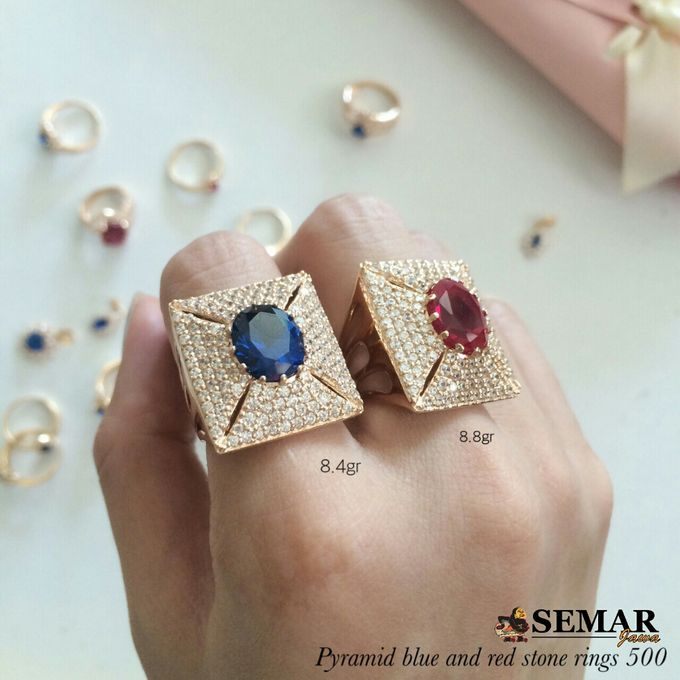 Star Stones Fashion Jewelry by Semar Jawa - 002