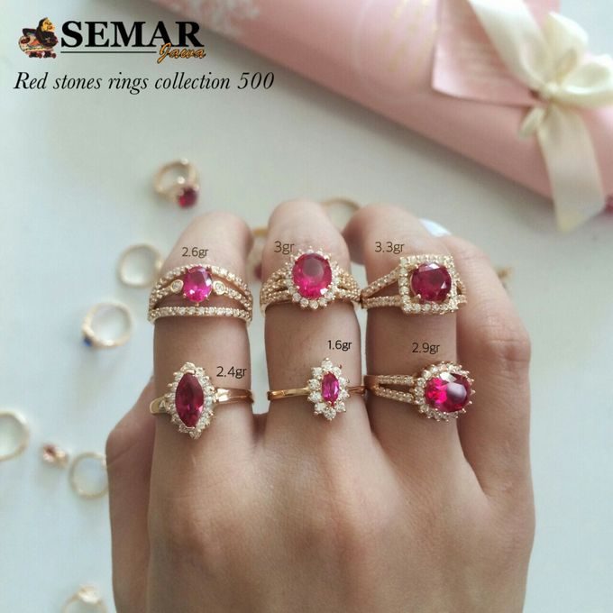 Star Stones Fashion Jewelry by Semar Jawa - 004