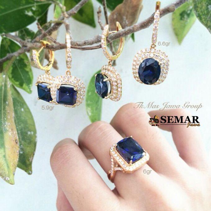 Star Stones Fashion Jewelry by Semar Jawa - 001