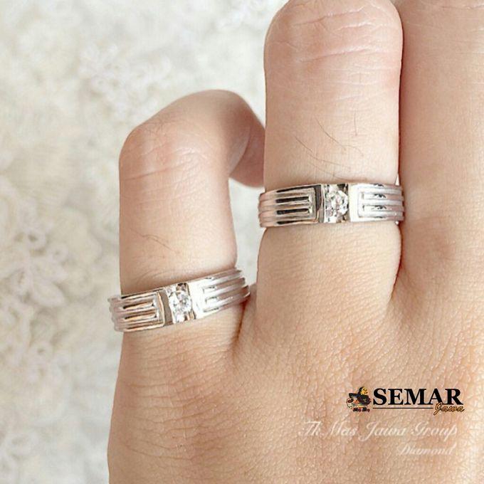 Wedding Rings by Semar Jawa - 012