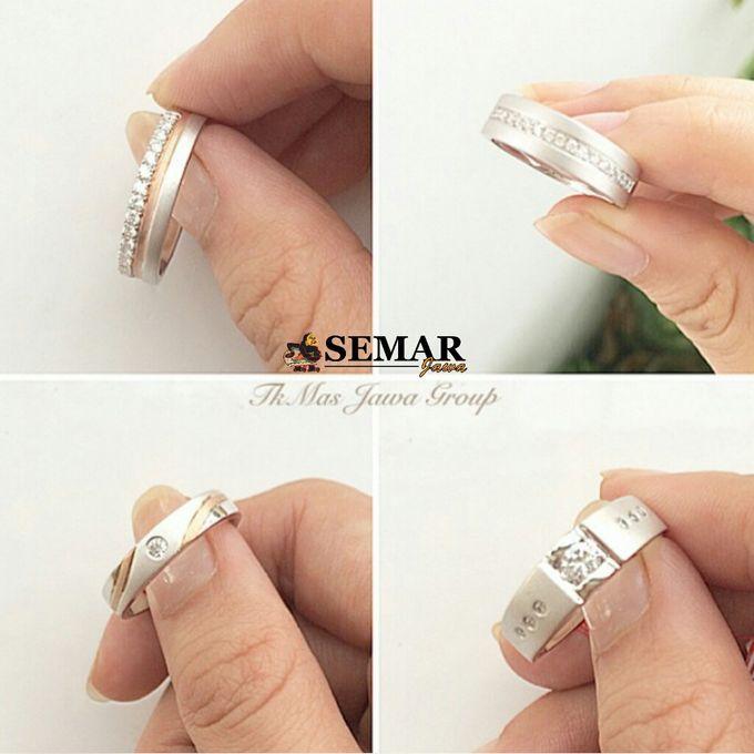 Wedding Rings by Semar Jawa - 001