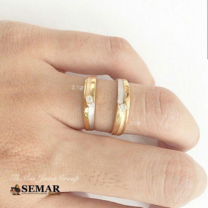 Wedding Rings by Semar Jawa - 002