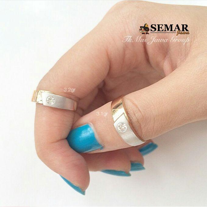 Wedding Rings by Semar Jawa - 004