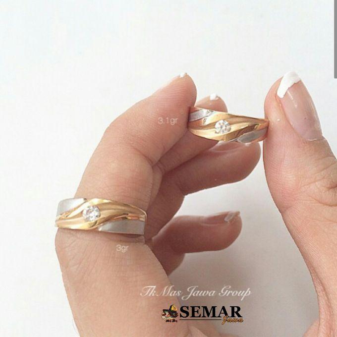 Wedding Rings by Semar Jawa - 005