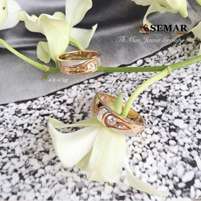Wedding Rings by Semar Jawa - 006