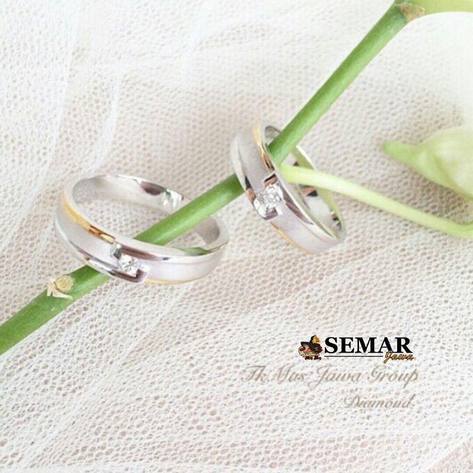 Wedding Rings by Semar Jawa - 008