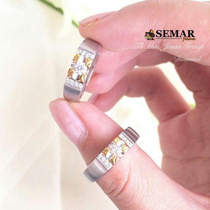 Wedding Rings by Semar Jawa - 011