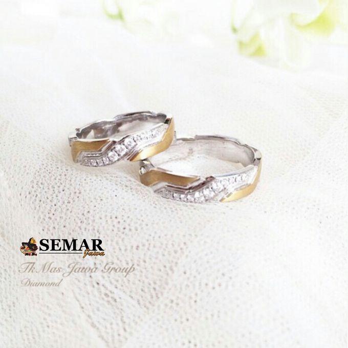Wedding Rings by Semar Jawa - 010