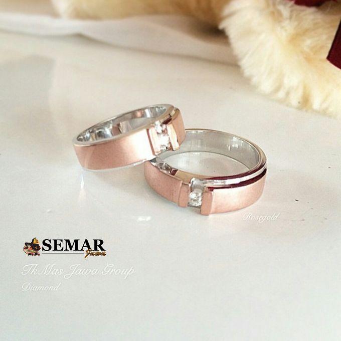 Wedding Rings by Semar Jawa - 009