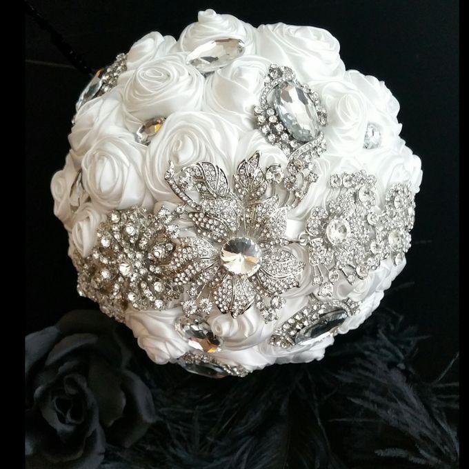 """""""Krystal"""" Forever Bling Bouquet by BodyWerk Jewels - 004"""