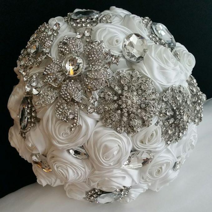 """""""Krystal"""" Forever Bling Bouquet by BodyWerk Jewels - 001"""