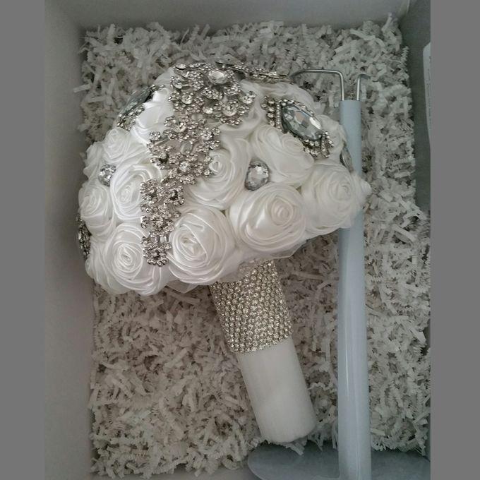 """""""Krystal"""" Forever Bling Bouquet by BodyWerk Jewels - 002"""