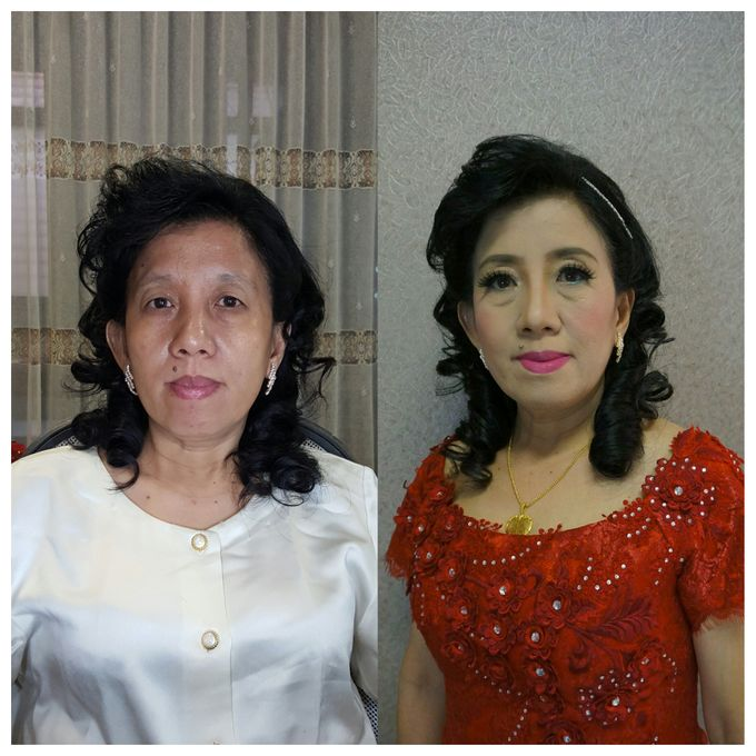 Family Portrait Make Up & Hair Do by Nikita Anggoro - 008