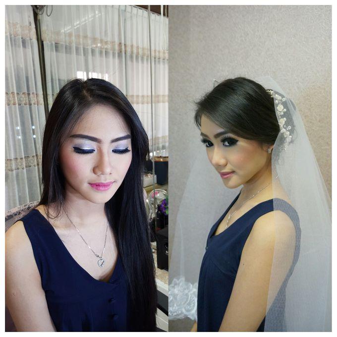 Wedding Make Up & Hair Do by Nikita Anggoro - 005
