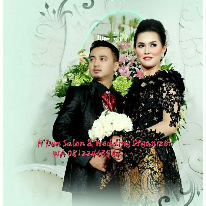The Wedding of Ria & Irfan by N'Den Salon & Wedding Organizer - 002