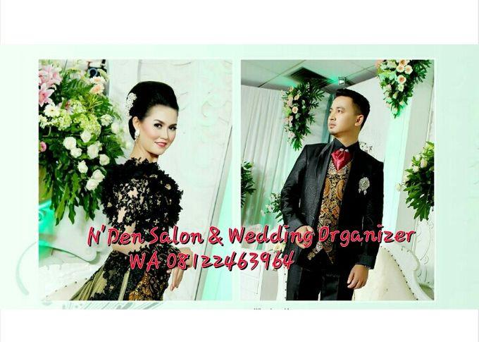 The Wedding of Ria & Irfan by N'Den Salon & Wedding Organizer - 003