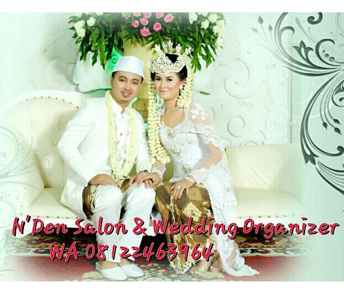 The Wedding of Ria & Irfan by N'Den Salon & Wedding Organizer - 004