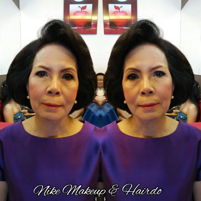 Before After 1 By Nike Makeup Hairdo Bridestorycom