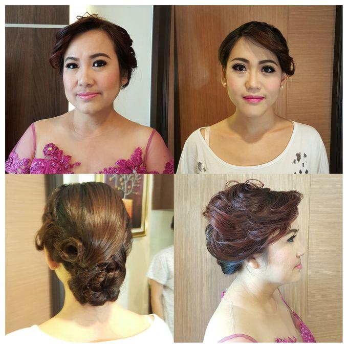 Party Make Up & Hair Do by Nikita Anggoro - 050