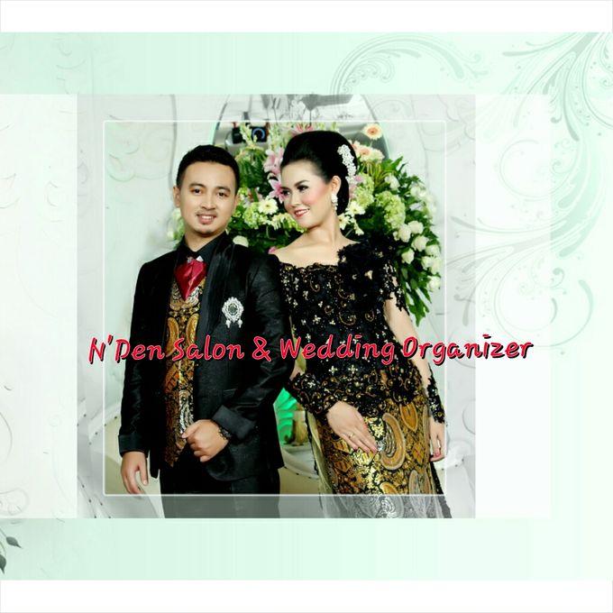 The Wedding of Ria & Irfan by N'Den Salon & Wedding Organizer - 005